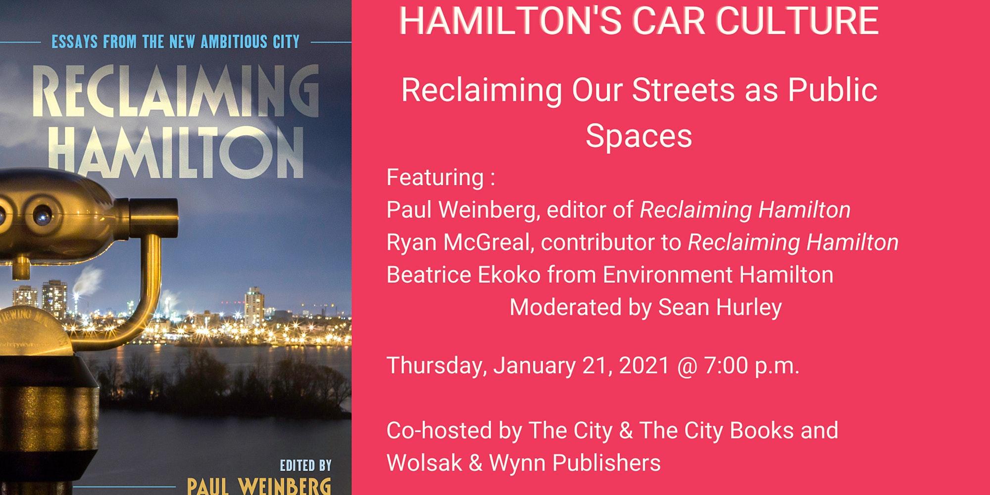 Hamilton's Car Culture